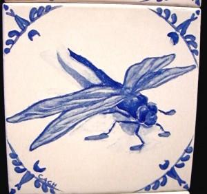 Green darner dragonfly -- sold