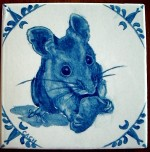 Deer mouse -- gifted