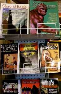 bigfoot book rack