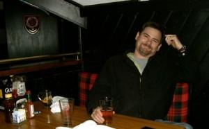 clark in pub
