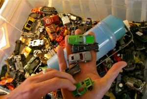 little toy cars