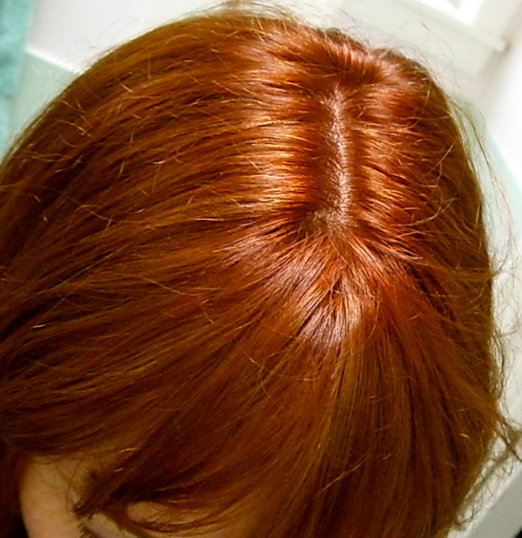 Lightening Hair Dye At Home